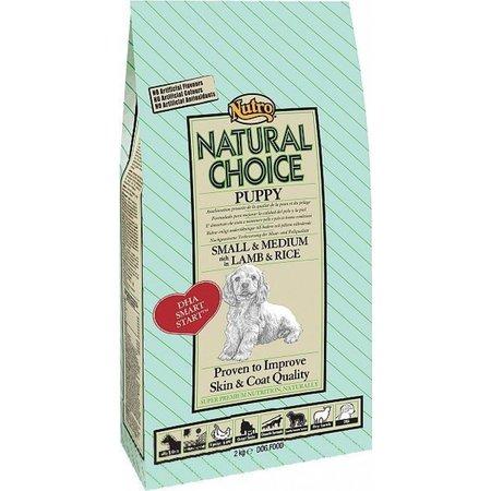 Natural Choice Chiot - Agneau et Riz