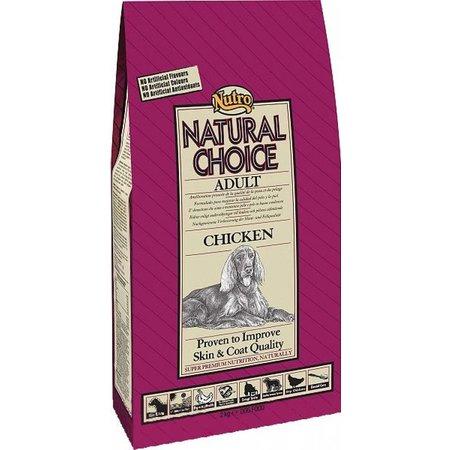 Natural Choice Adult poulet et Riz