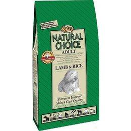 Natural Choice Adulte, Agneau & Riz
