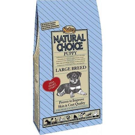 Natural Choice Pour Les Chiots de Grandes Races