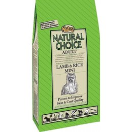 Natural Choice Adult Mini Lamb & Rice