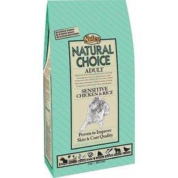 Natural Choice Adult Sensitive Kip & Rijst