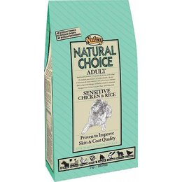 Natural Choice Adult Sensitive Poulet & Riz