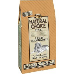 Natural Choice Adult Light Agneau & riz