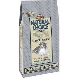 Natural Choice Senior - Poulet et Riz