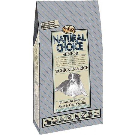 Natural Choice Senior - Poulet et Riz
