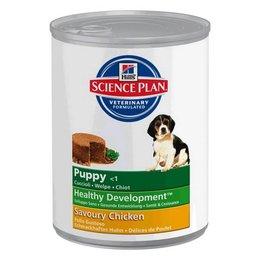 Hill's Boîtes pour chien Canine Puppy (370 gr)