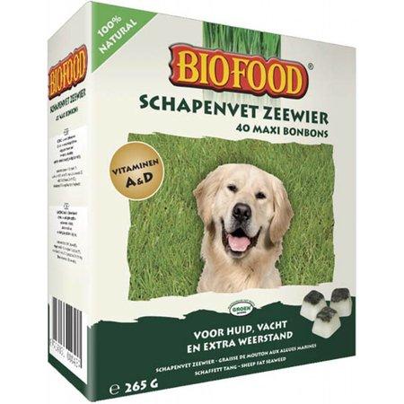 Biofood Schapenvet Zeewier mini (80 st)