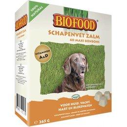 Biofood Graisse de moutons aux saumon maxi (40 Pcs)