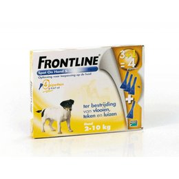 Frontline Spot On 3+1
