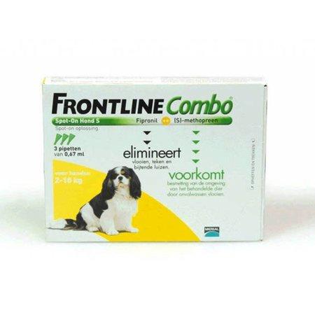 Frontline Combo Hund