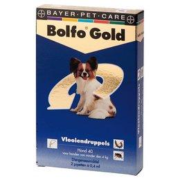 Bayer Bolfo Gold 2 pips.