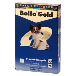 Bayer Bolfo Gold 2 pip.