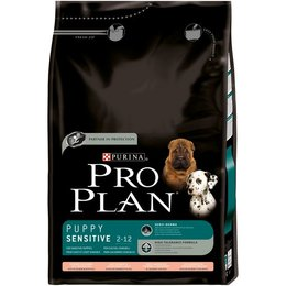 Pro Plan Puppy Sensitive - Salmon & Rice (3kg)