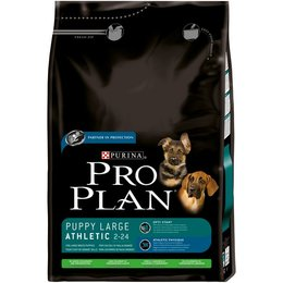 Pro Plan Large Breed Athletic Lamb with Rice (3 kg)