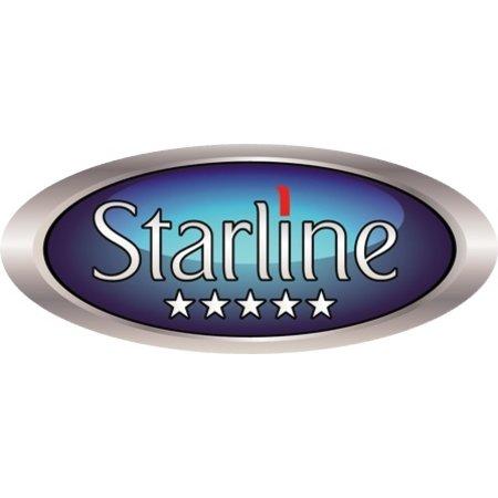 Nobby Starline Massageborstel medium