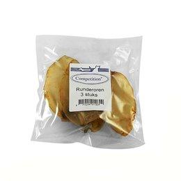 Competition Oreilles de boeuf 80g (3 pièces)