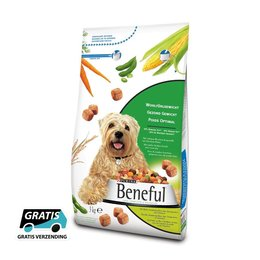 Beneful Healthy weight chicken with rice and soy (15 kg)