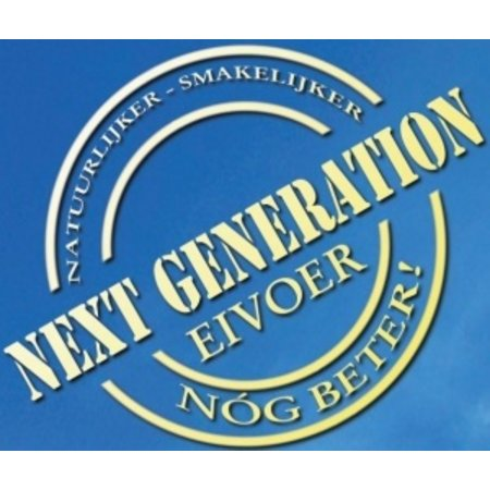 Witte Molen Ei-futter Next Generation