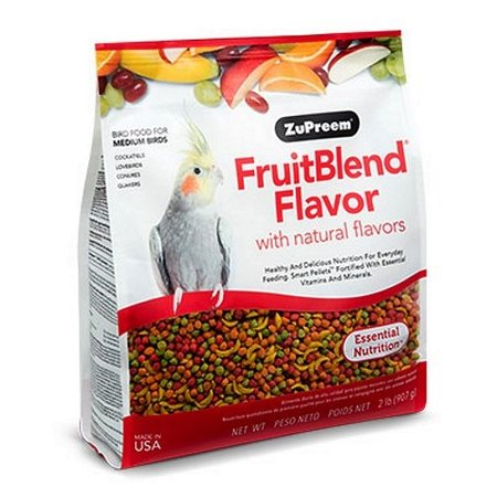 FruitBlend Medium Cockatiels