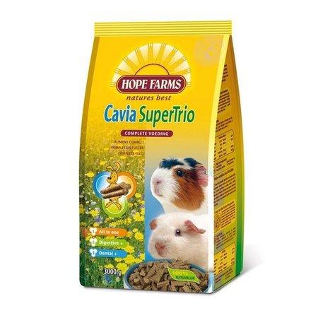 Hope Farms SuperTrio Cochons d'Inde (3 kg)