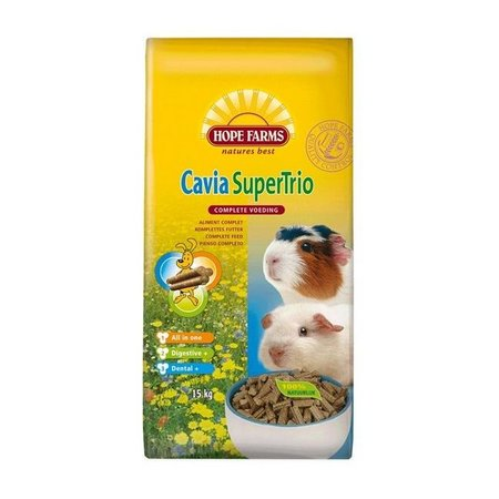 Hope Farms SuperTrio Cochons d'Inde (15 kg)