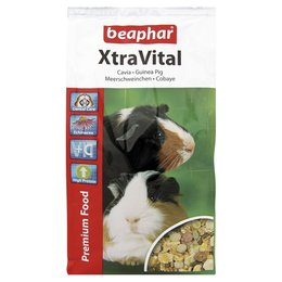 Beaphar XtraVital Cochon d'Inde (1 kg)