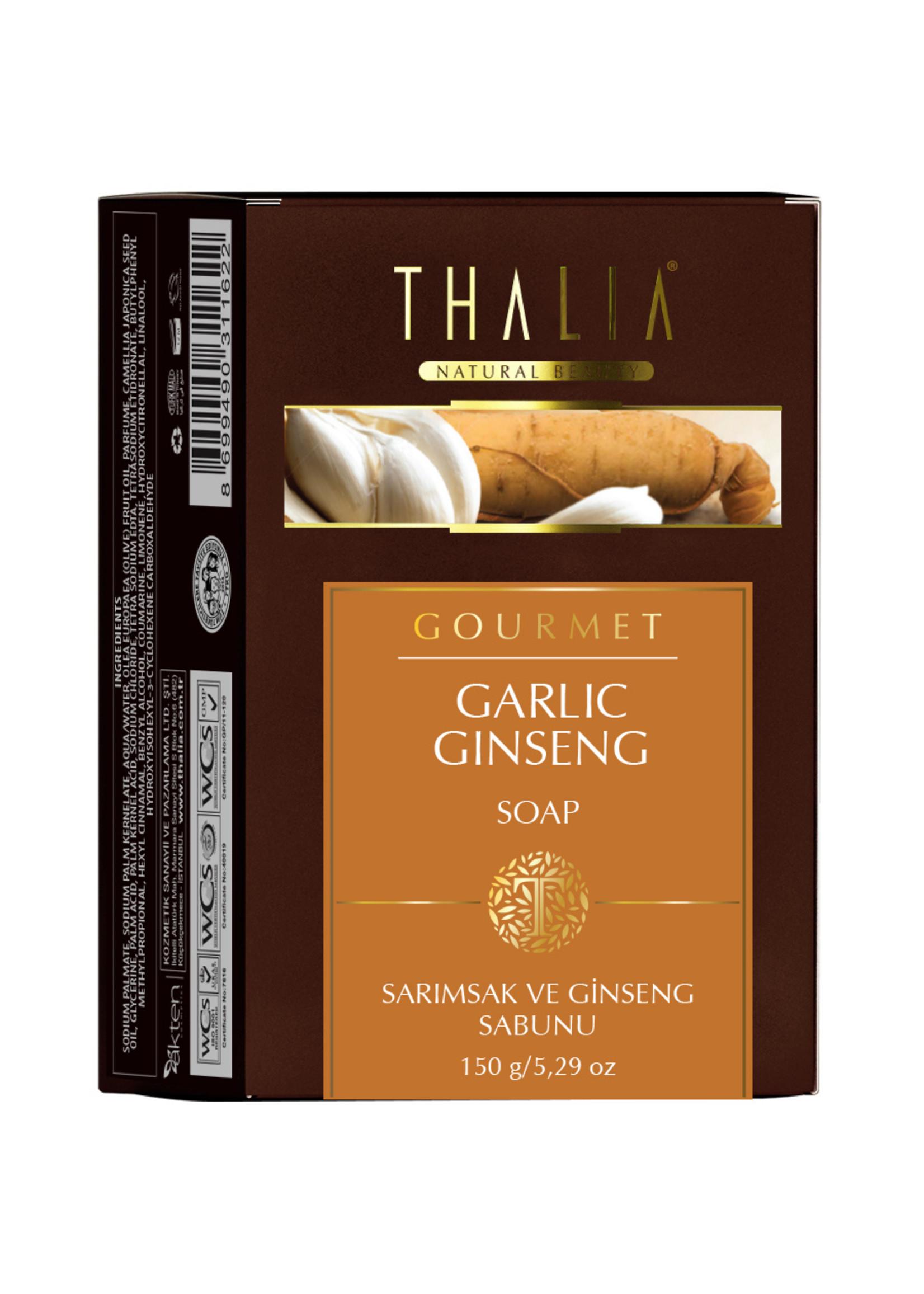 Thalia Knoflook en Ginseng Zeep 150 gr