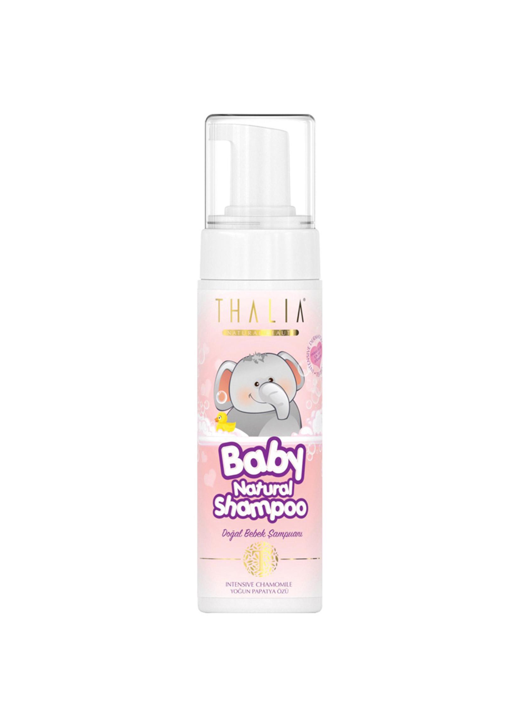 Thalia Natuurlijke Baby Shampoo Roze 200 ml