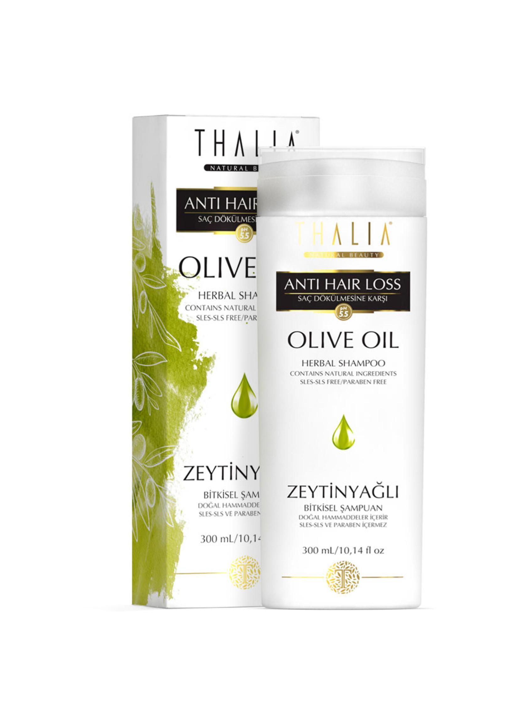 Zeytinyağlı Şampuan - 300 ml