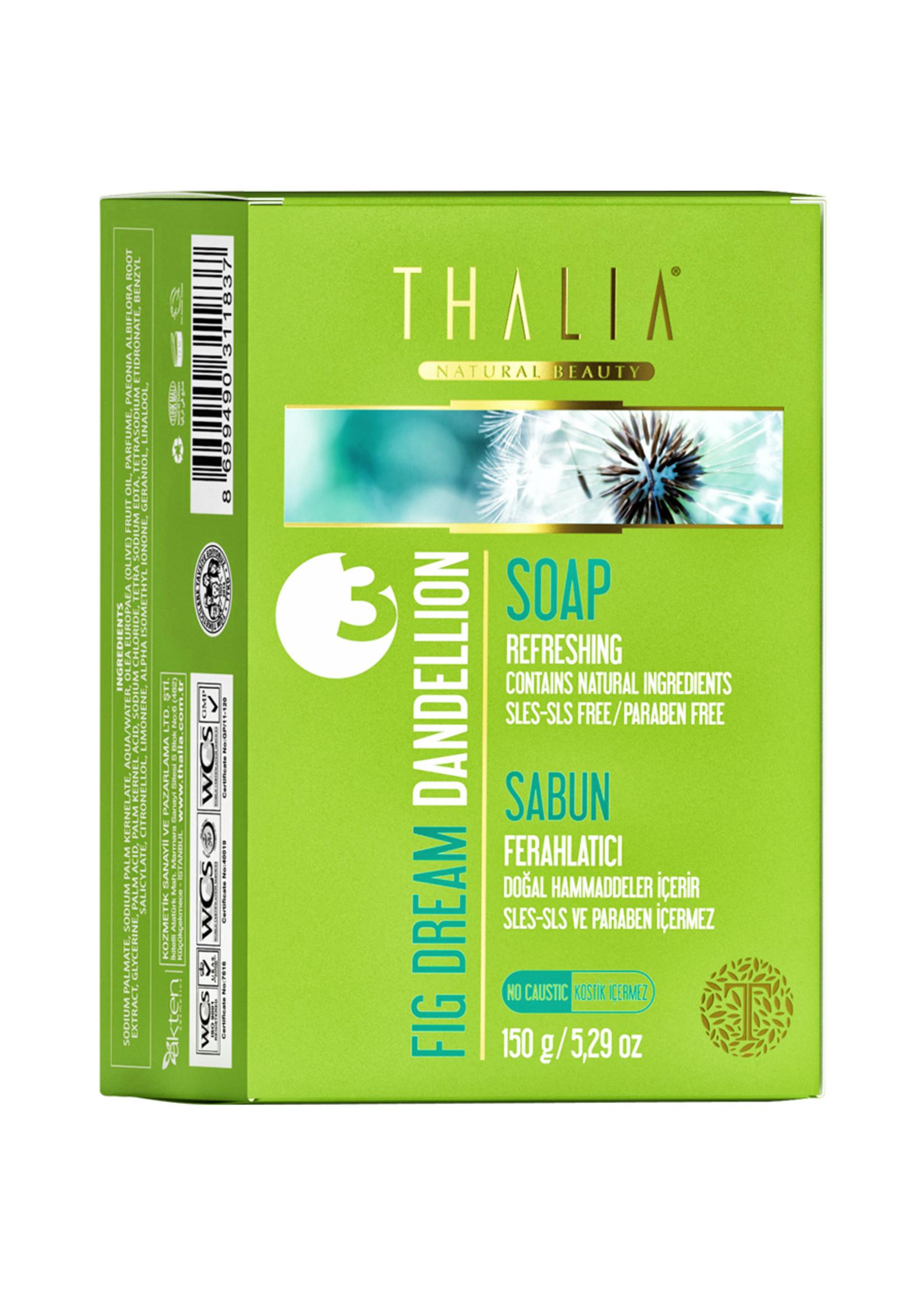 Thalia Paardenbloem Zeep 150 gr