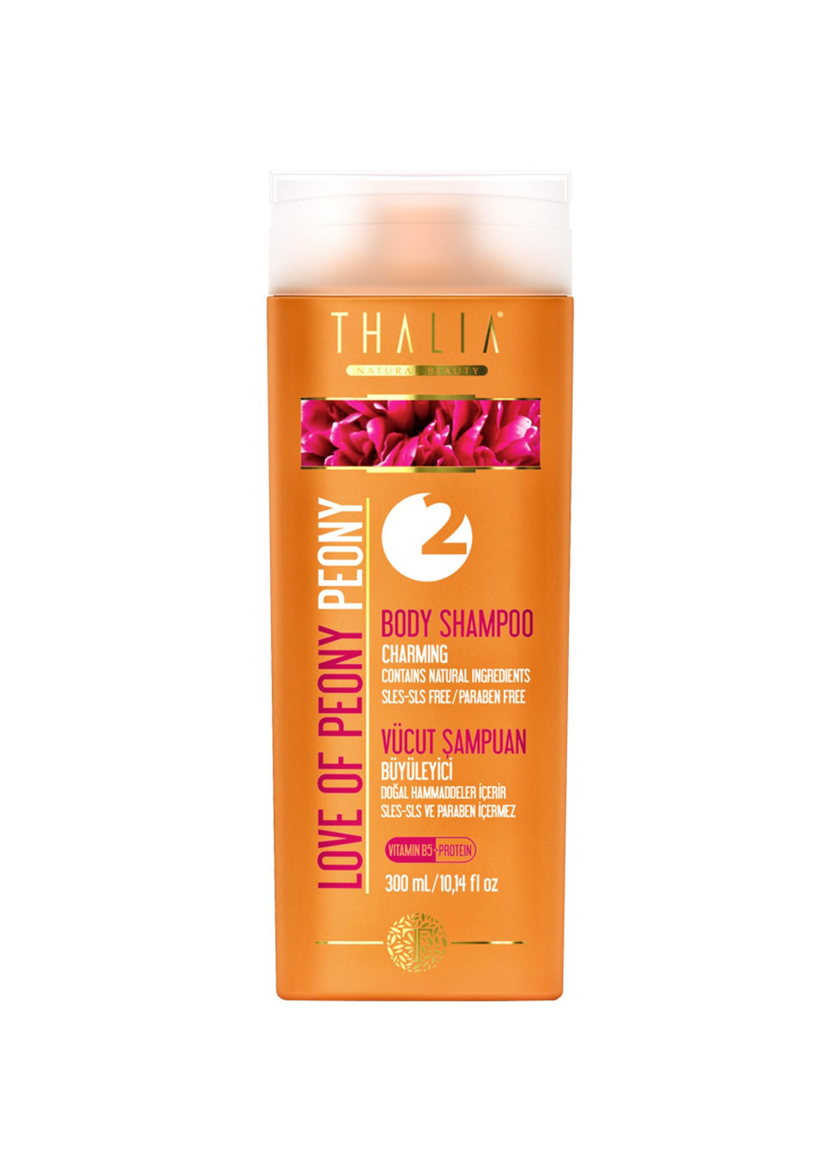 Thalia Pioenroos Body Shampoo 300 ml