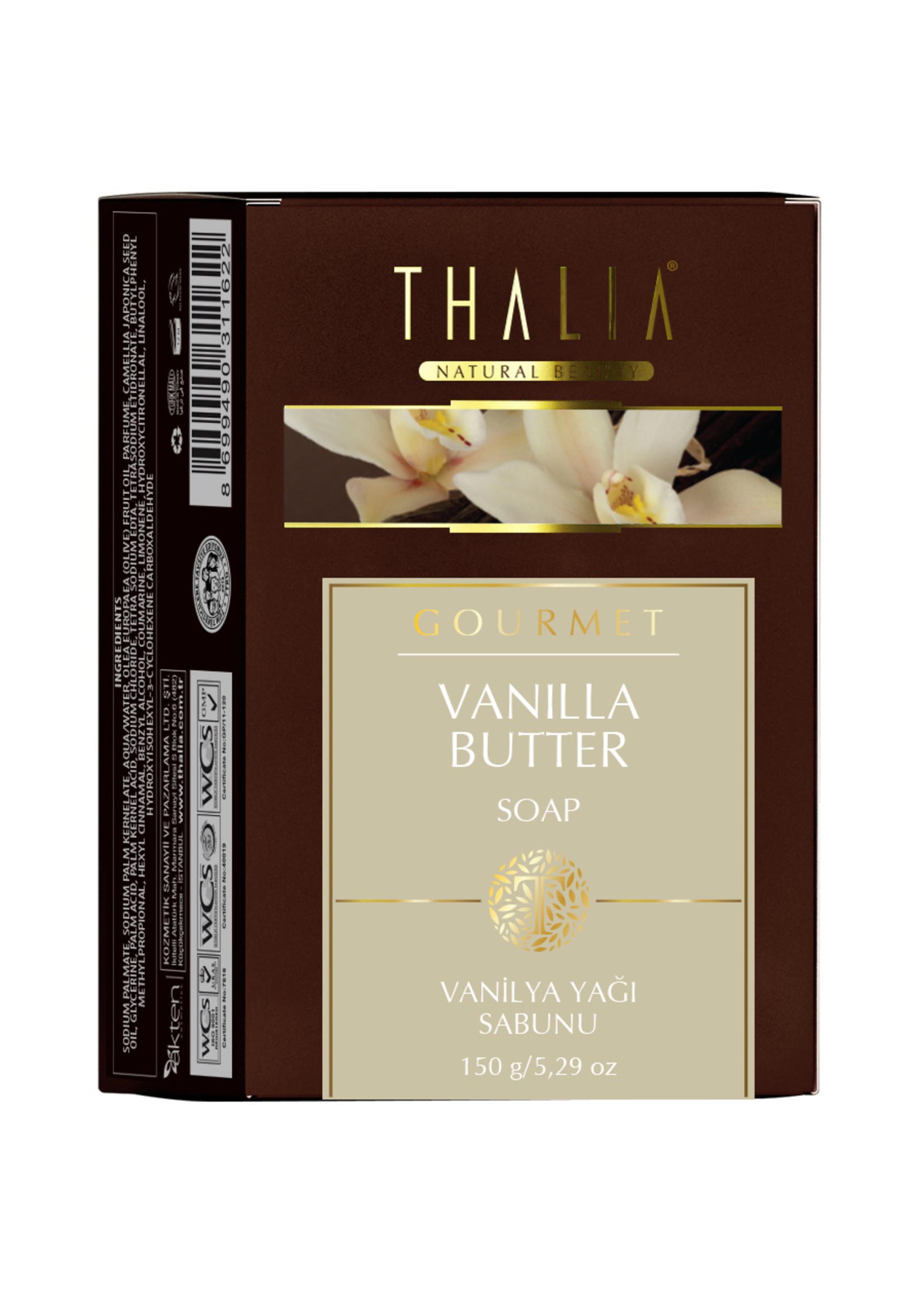 Thalia Vanille Boter Zeep 150 gr