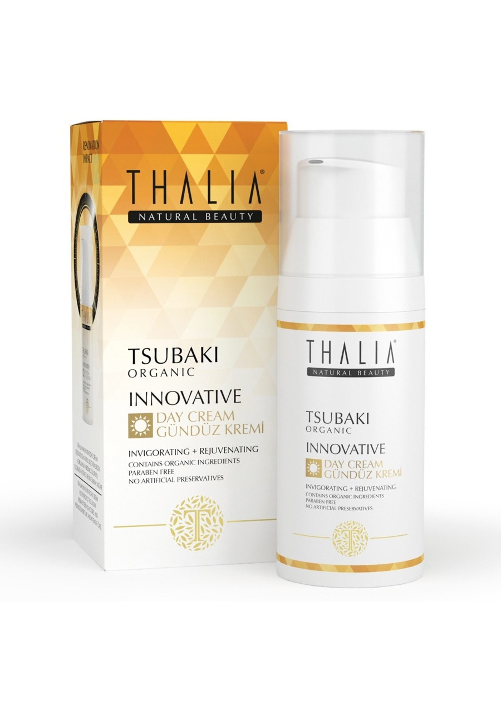 Thalia Tsubaki Dagcreme 50 ml