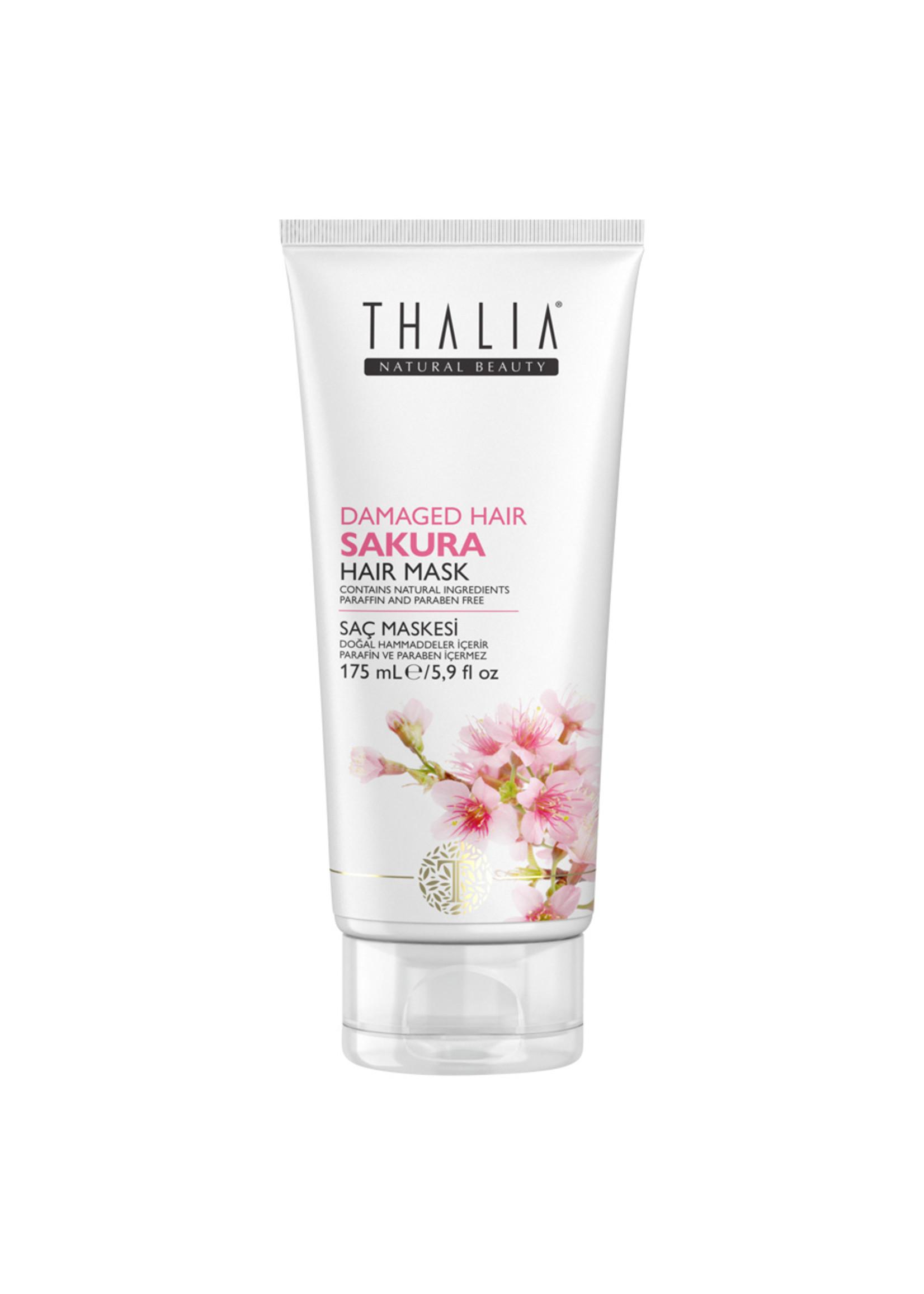 Thalia Sakura Extract Anti-Slijtage Haarverzorgingsmasker - 175 ml