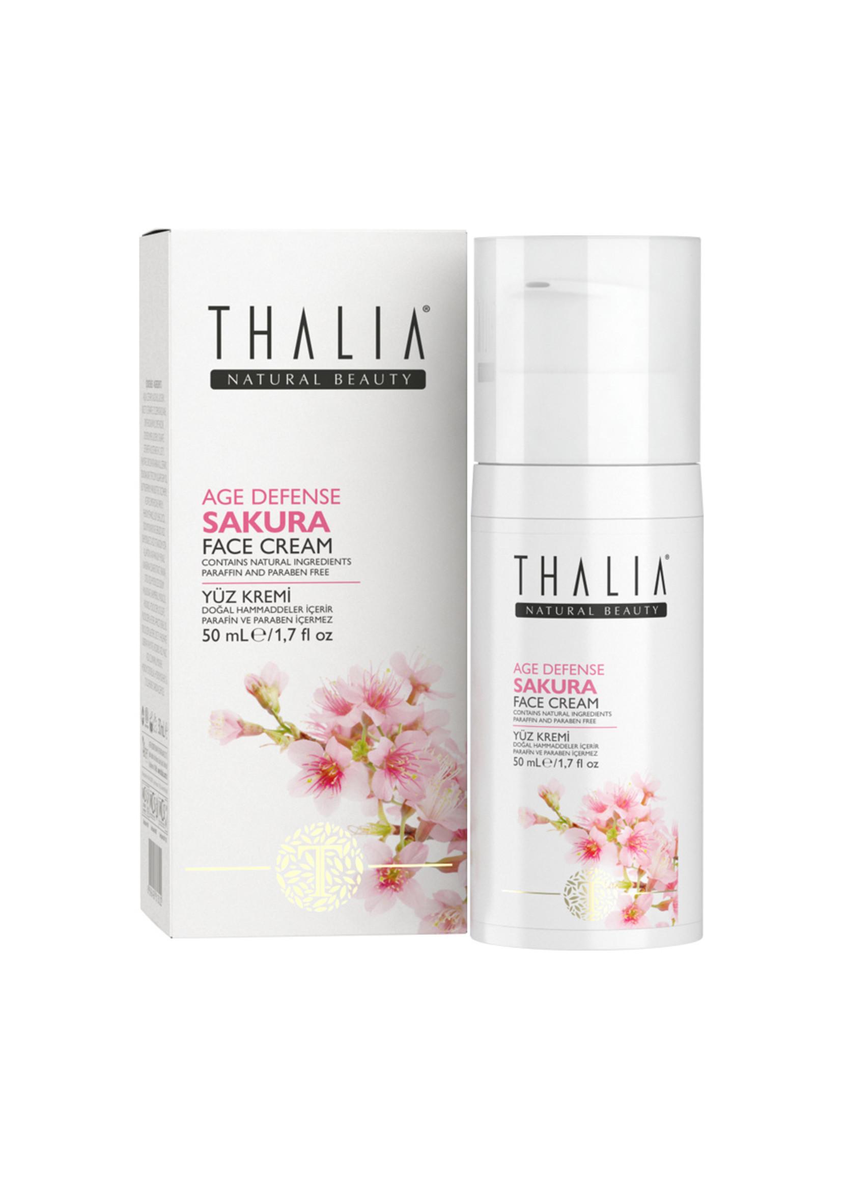 Thalia Sakura Gezichtscreme 50 ml