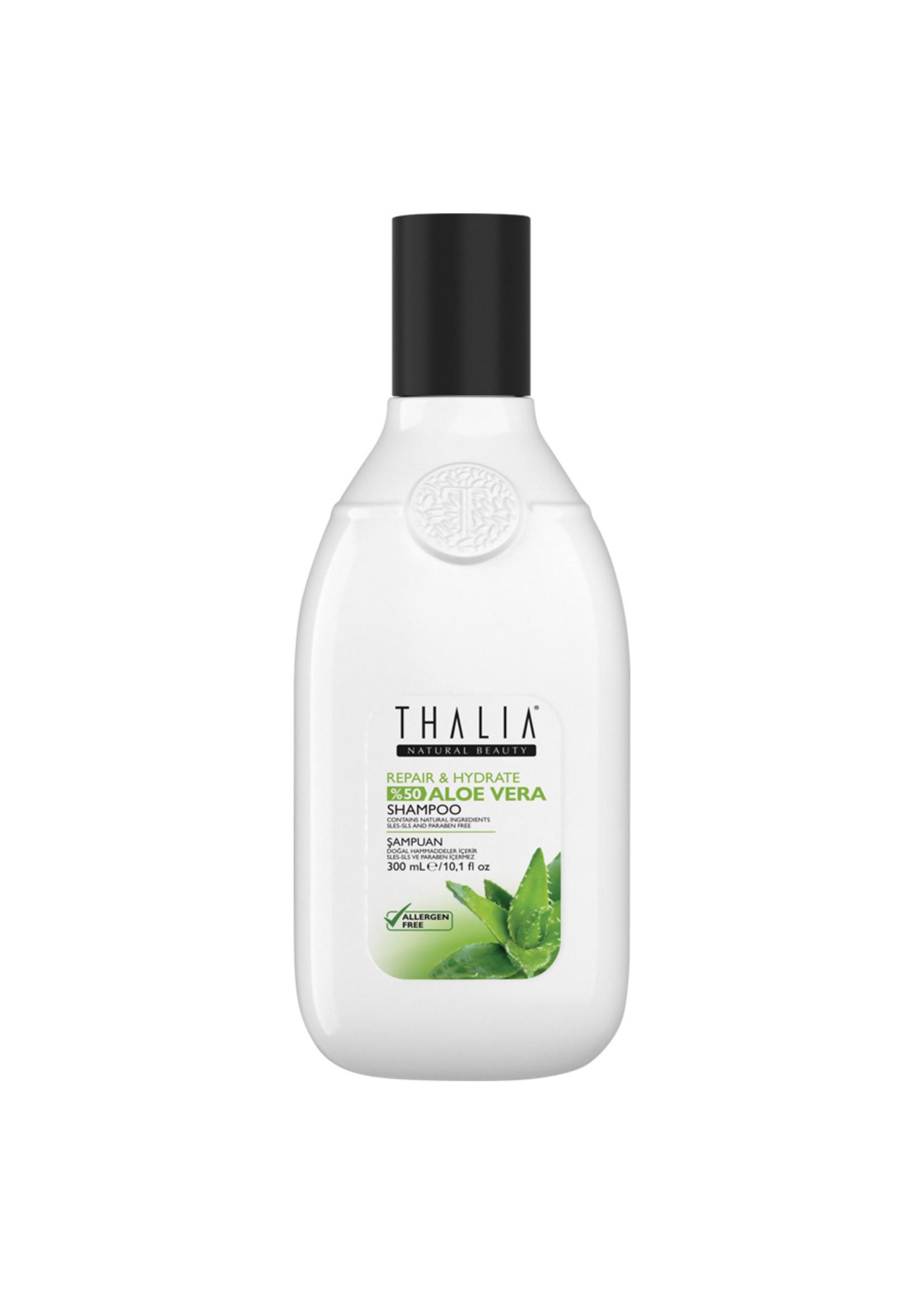 Aloe Vera Özlü Şampuan - 300 ml
