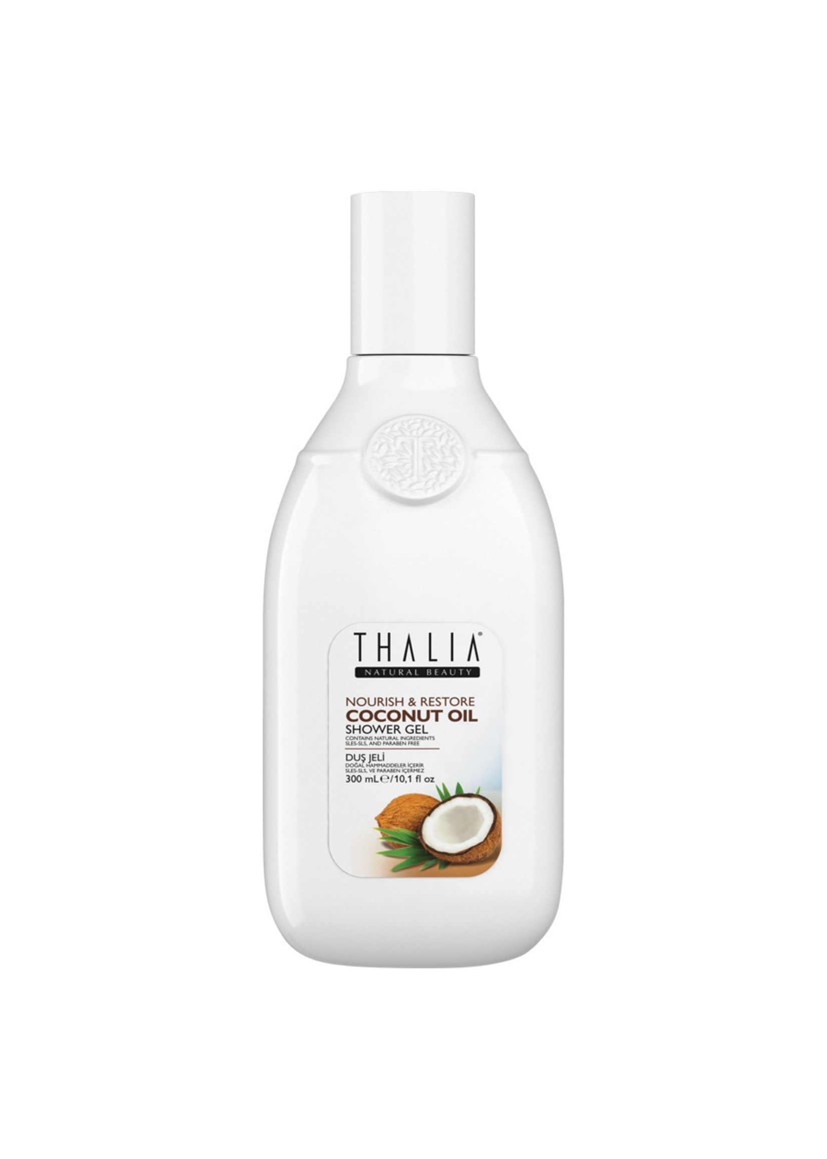 Thalia Coconut Oil Duş Jeli - 300 ml
