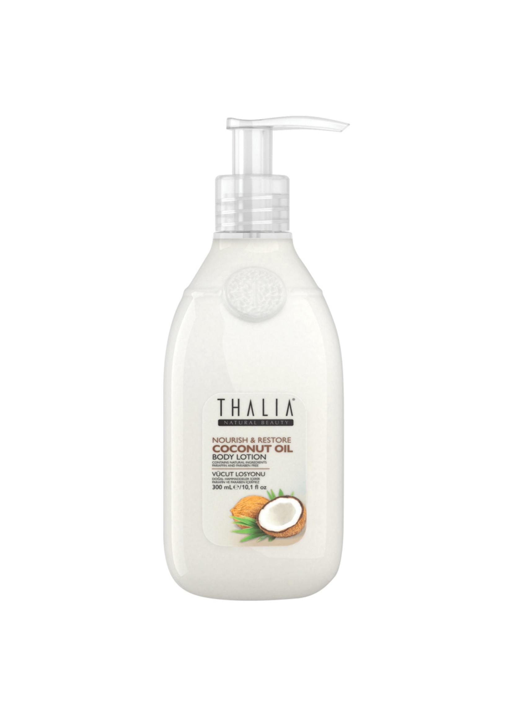 Thalia Coconut Oil Vücut Bakım Losyonu - 300 ml