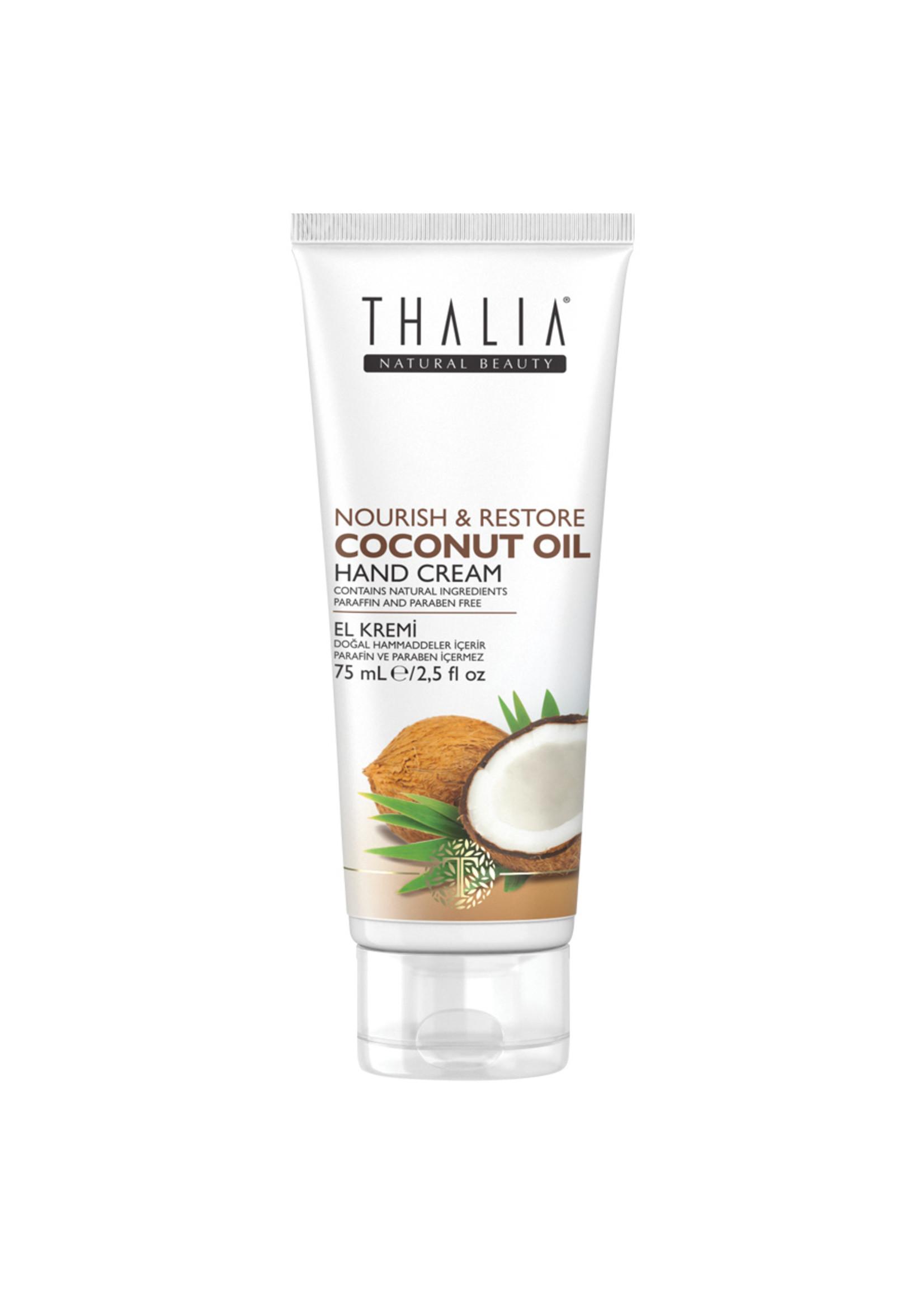Thalia Coconut Oil El Bakım Kremi 75 ml