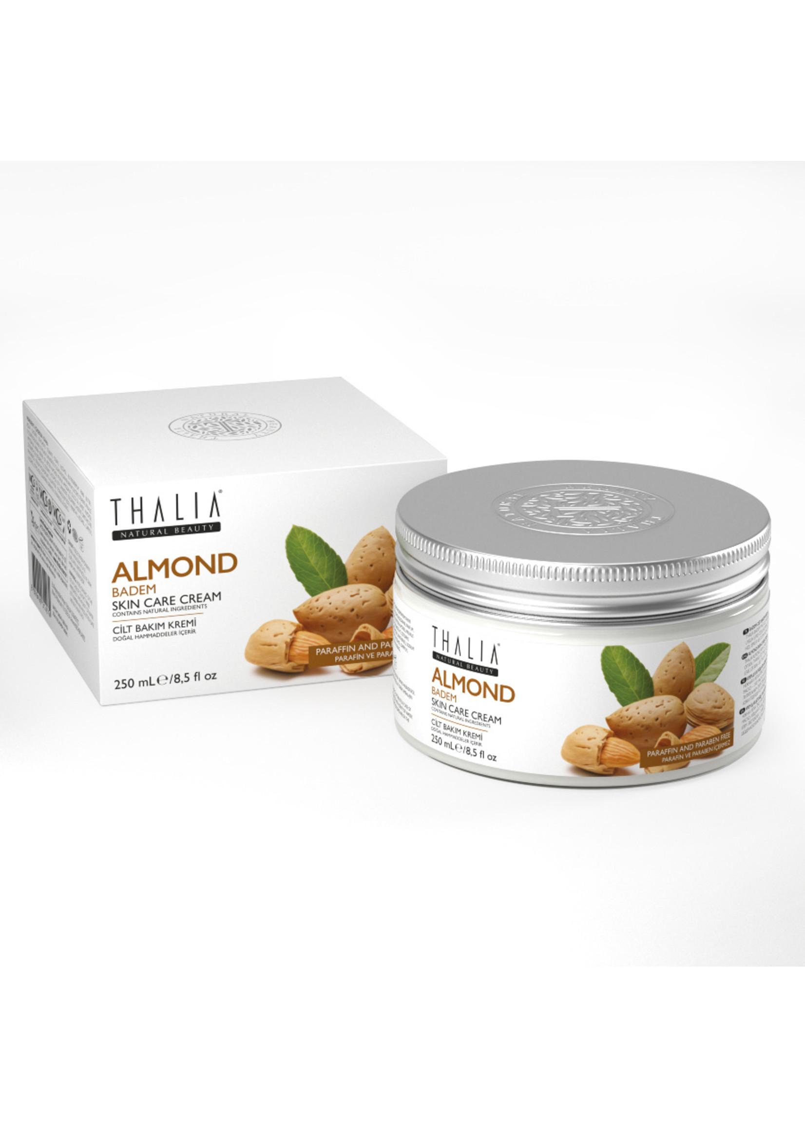 Thalia Amandel Skin Care Cream - 250 ml