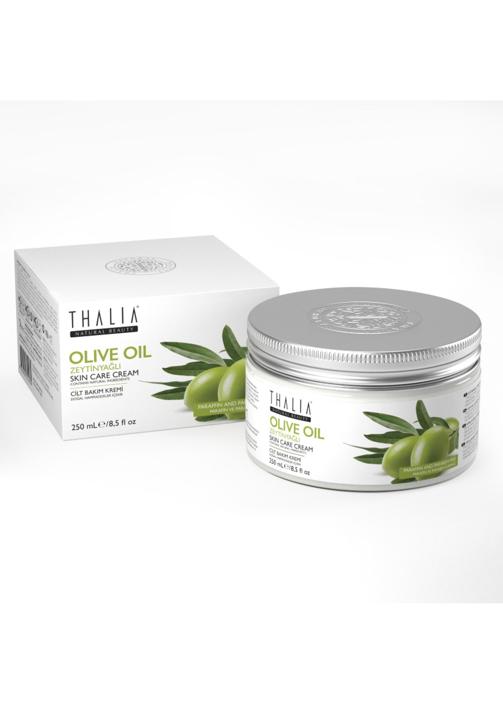 Thalia Olijfolie Skin Care Cream 250 ml