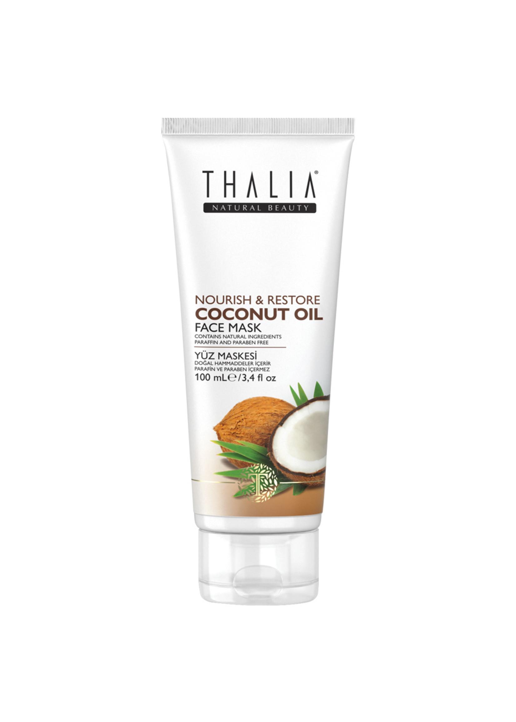 Thalia Kokosolie Gezichtsmasker 100 ml