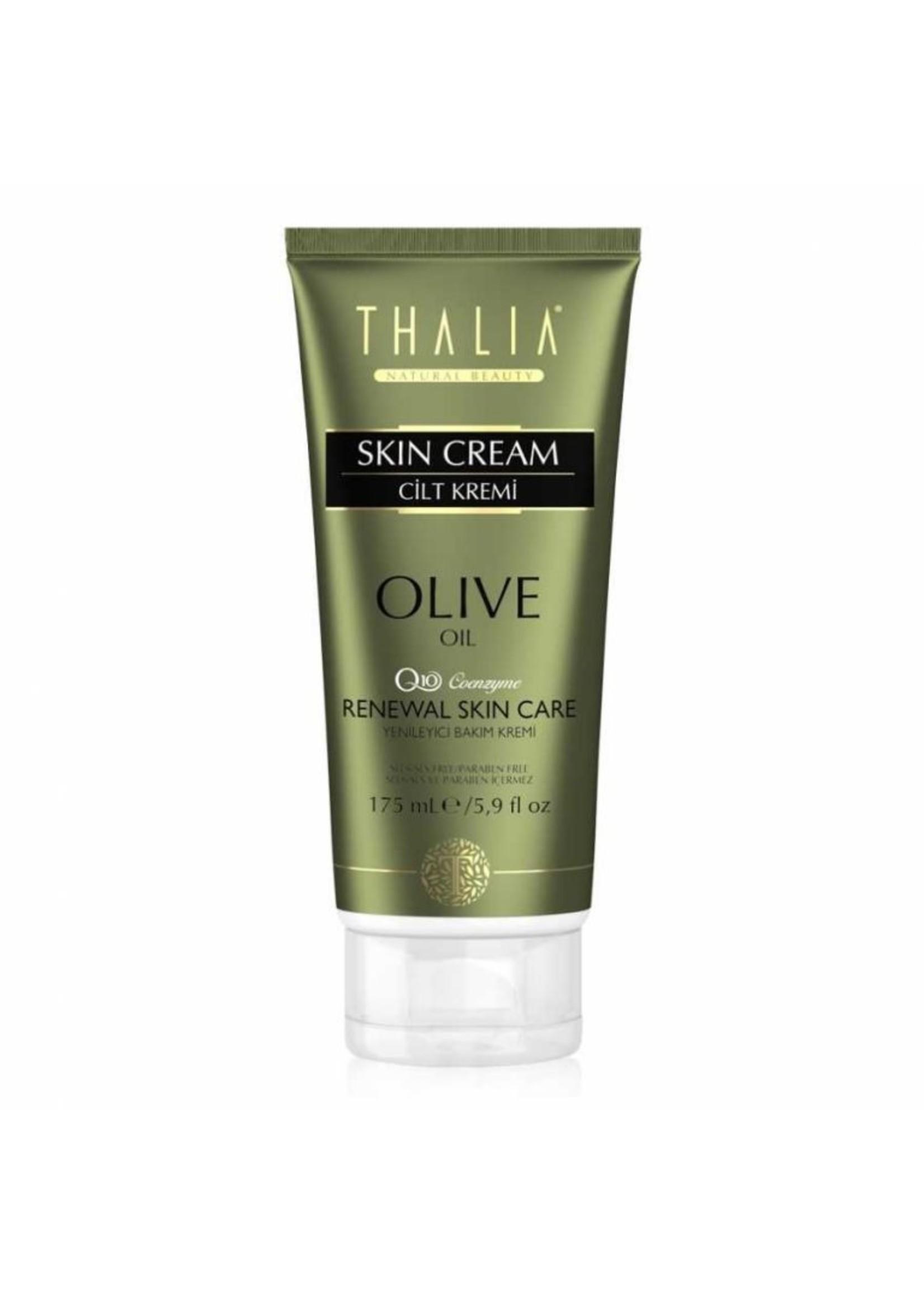 Thalia Olijfolie Skin Care Cream Q10 175 ml