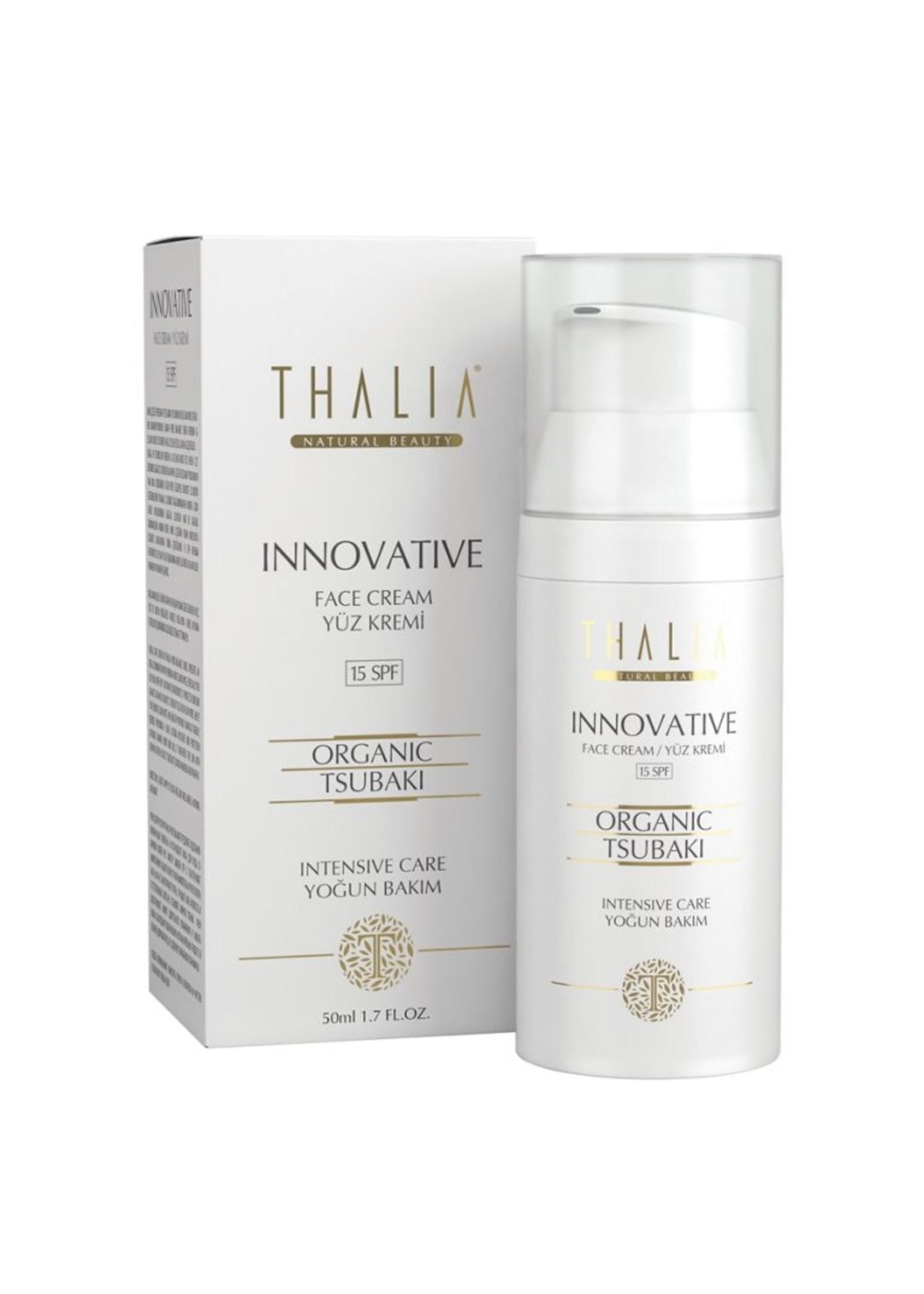 Thalia Tsubaki Gezichtscrème (SPF 15) 50 ml