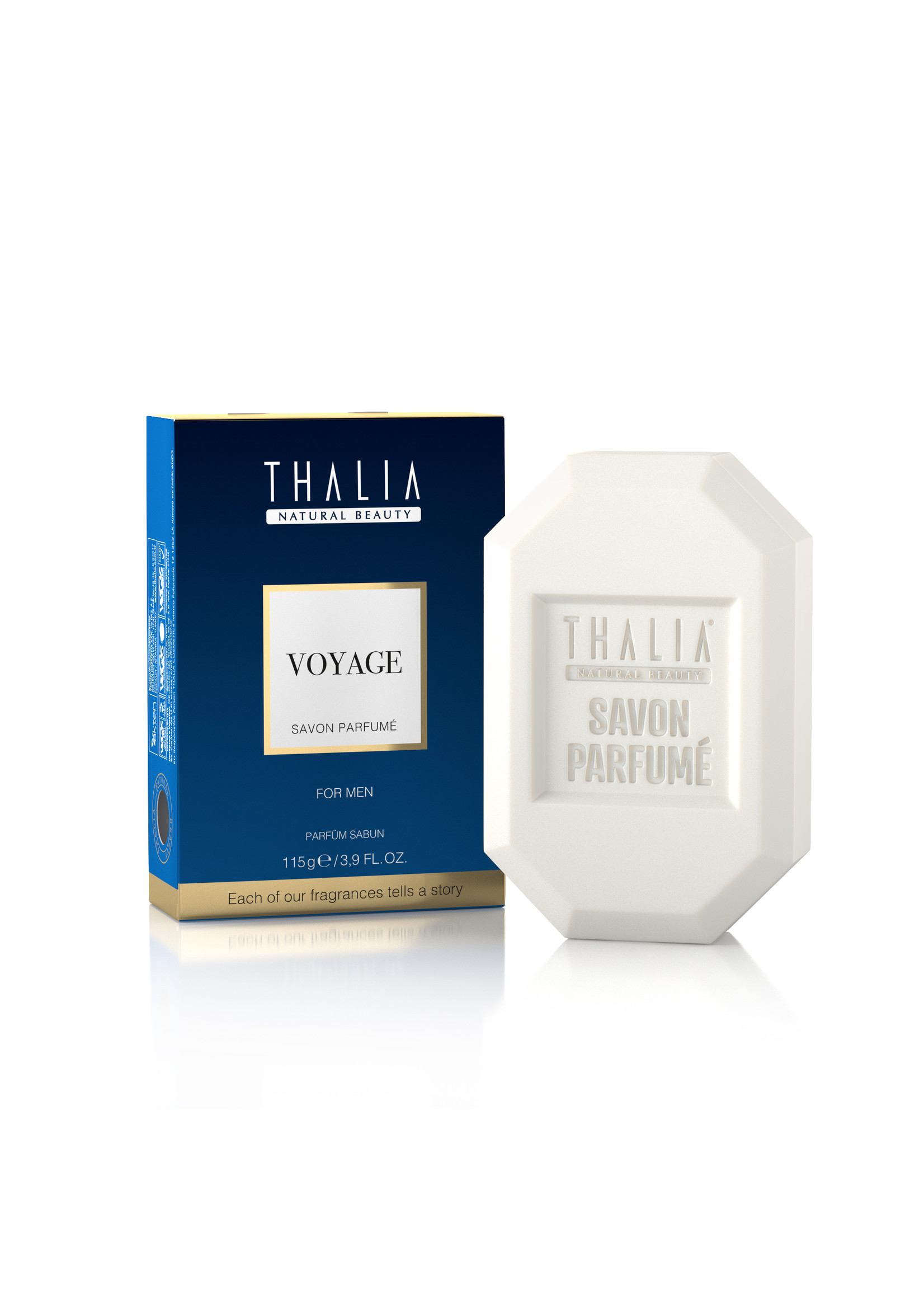 Thalia Voyage Parfum Zeep 115 gr
