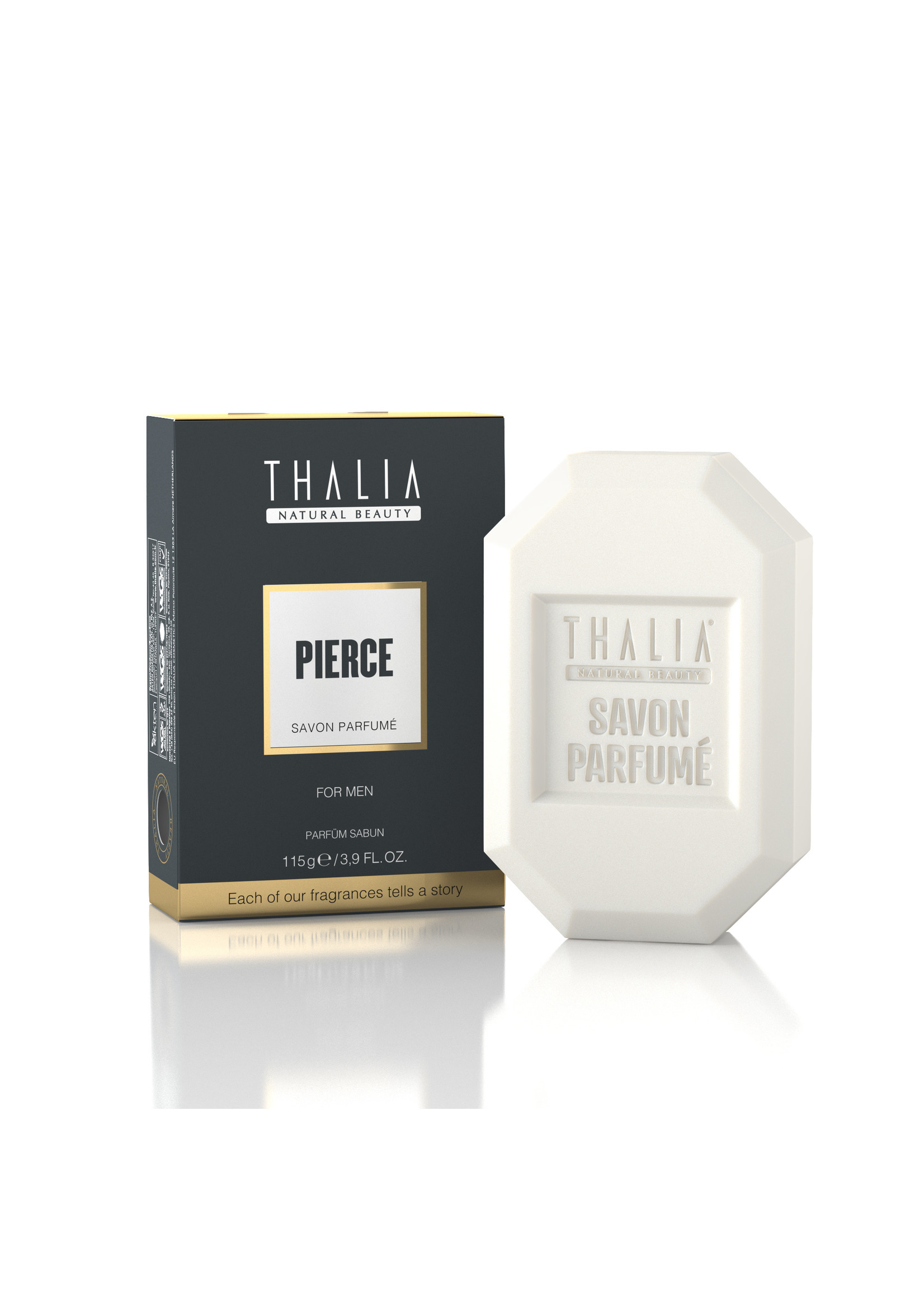 Thalia Pierce Parfum Zeep 115 gr
