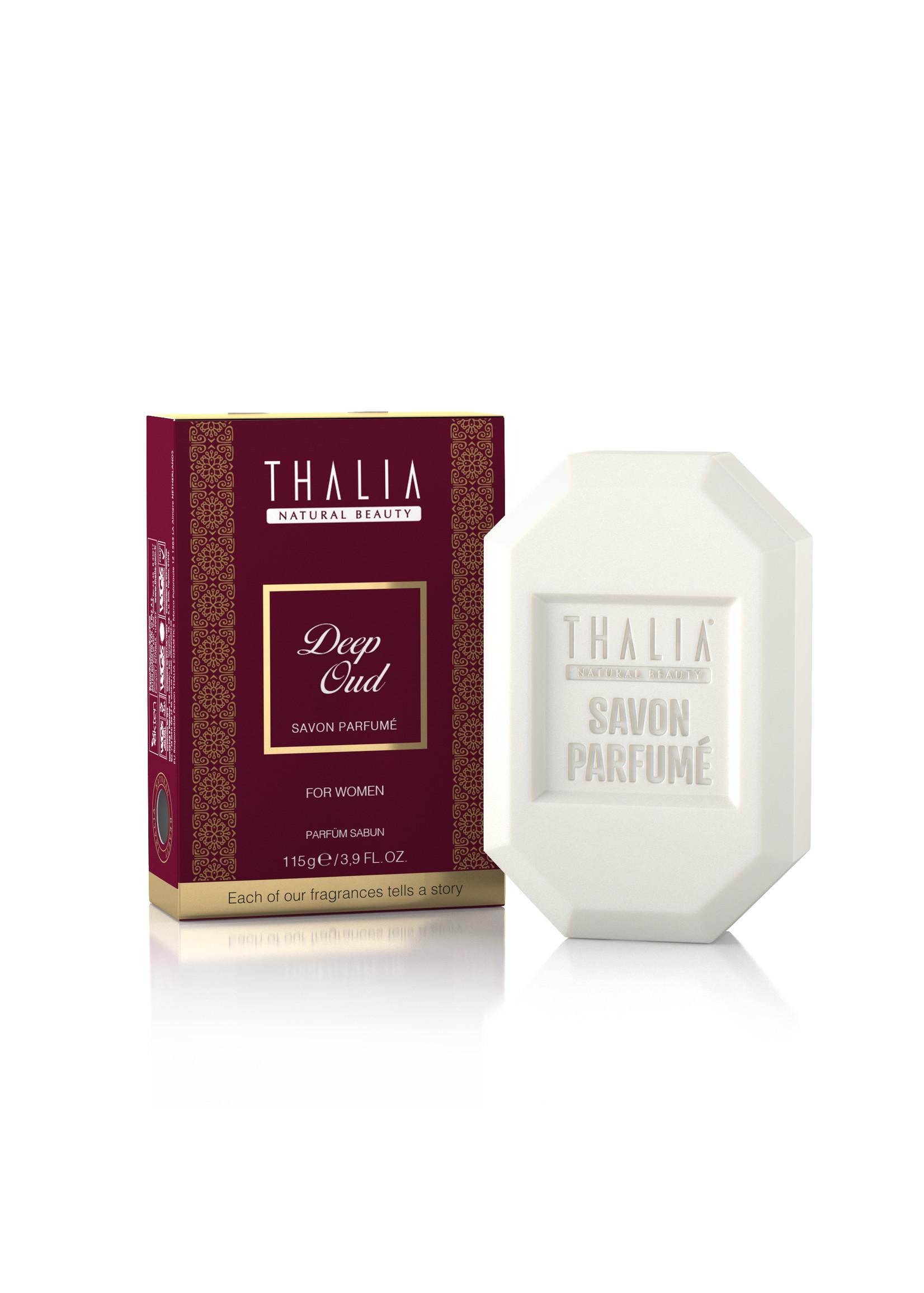Thalia Deep Oud Parfum Zeep 115 gr
