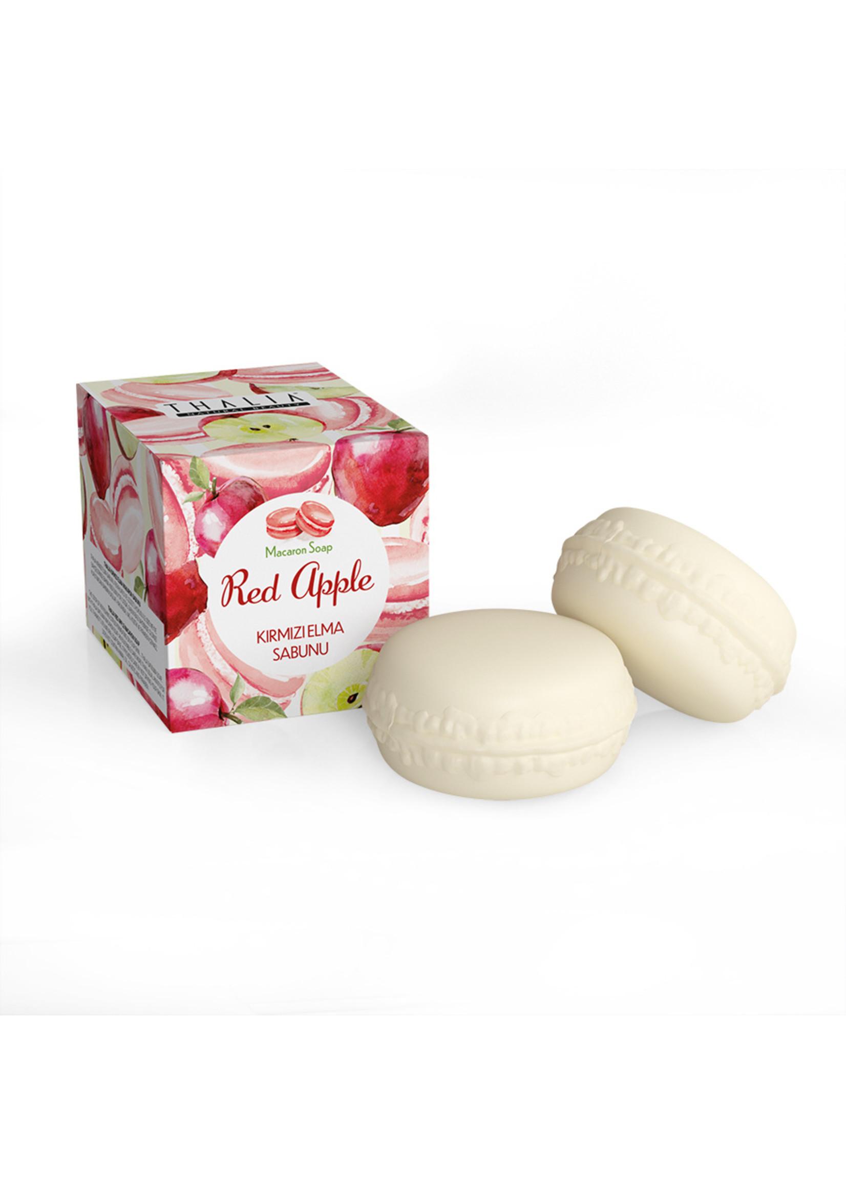 Thalia Rode Appel Macaron Zeep 100 gr