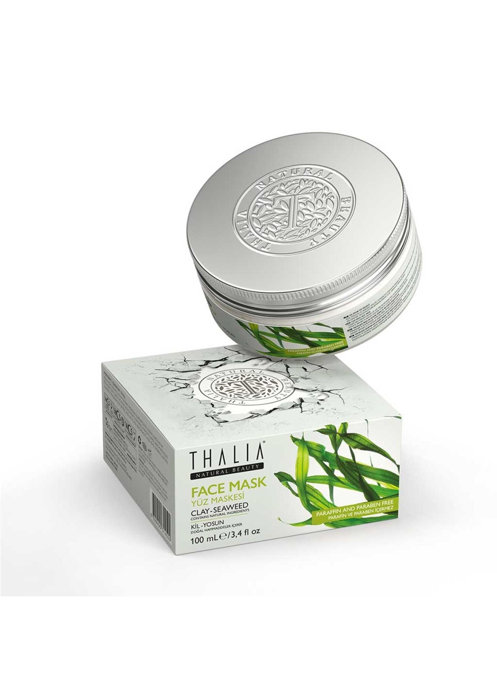 Thalia Zeewier - Klei Gezichtsmasker 100 ml